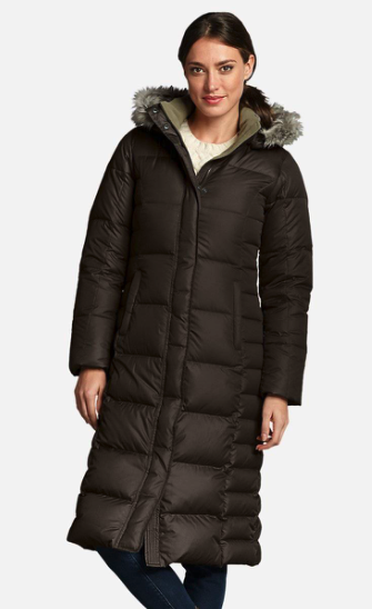 Eddie Bauer  Women's Lodge Down Duffle Coat.png